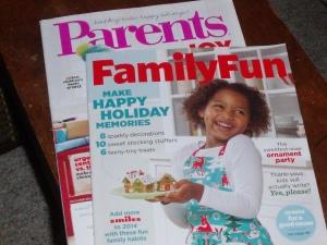 magazines for Greg