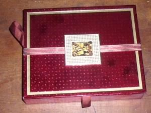 Clara's red box
