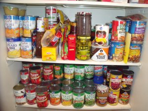 pantry...before